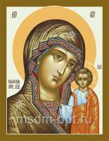Казанская икона Божией Матери (арт.00259)
