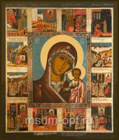 Казанская икона Божией Матери (арт.00300)