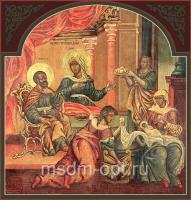 Рождество Пресвятой Богородицы, икона (арт.03221)