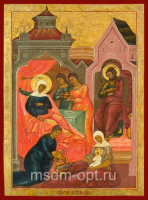 Рождество Пресвятой Богородицы, икона (арт.03230)