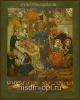 Рождество Пресвятой Богородицы, икона (арт.03232)