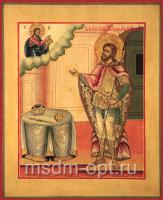 Александр Невский благоверный князь, икона (арт.03471)