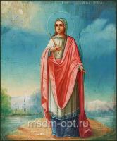 Анастасия Патрикия, Александрийская, пустынница преподобная, икона (арт.03542)