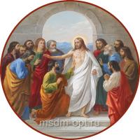 Уверение апостола Фомы, икона (арт.04016)