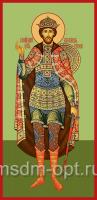 Александр Невский благоверный князь, икона (арт.00403 с2)