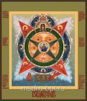 Всевидящее Око икона (арт.04154)