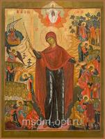 Всех скорбящих Радость икона Божией Матери (арт.04202)