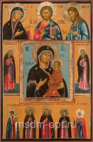 Тихвинская икона Божией Матери (арт.04243)