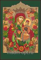 Благоуханный Цвет Икона Божией Матери (арт. 04266)