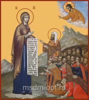 Боголюбская  Икона Божией Матери (арт.04272)