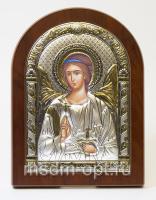 Ангел Хранитель, серебряная икона