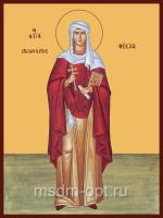 Равноапостольная Фекла Иконийская, Селевкийская, первомученица, икона (арт.04565)