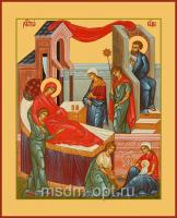 Рождество Пресвятой Богородицы, икона (арт.04601)