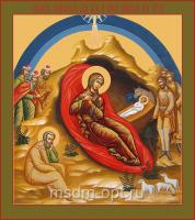 Рождество Христово, икона (арт.04682)
