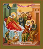 Рождество Пресвятой Богородицы, икона (арт.04683)