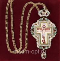 Крест с цепью (арт.32710)