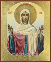 Анна, мать Пресвятой Богородицы, праведная, икона   (арт.04806)