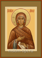 Анна, мать Пресвятой Богородицы, Святая праведная, икона (арт.04830 2-с)