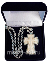 Крест с цепью (арт.32720)
