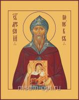 Преподобный Арсений Коневский, икона (арт.04853)