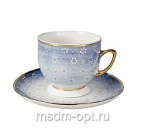 Чашка кофейная с блюдцем (арт.34978)