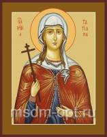 Татиана мученица, икона (арт.00594)