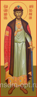 Александр Невский благоверный князь, икона (арт.06049)