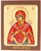 Умягчение злых сердец икона Божией Матери (арт.38340)