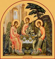Святая Троица икона (арт.06121)