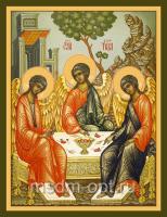 Святая Троица икона (арт.06124)