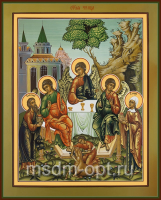 Святая Троица икона