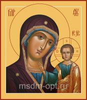 Казанская икона Божией Матери (арт.06242)