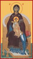 Божия Матерь на Престоле, икона (арт.06322)
