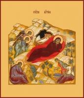 Рождество Христово, икона (арт.00641)