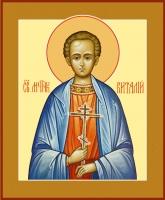 Виталий Александрийский преподобный, икона (арт.06578)