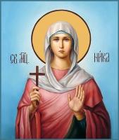 Виктория (Ника) Кордувийская мученица, икона (арт.06552)