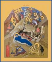 Рождество Христово, икона (арт.06607)