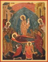 Успение Пресвятой Богородицы, икона (арт.6620)