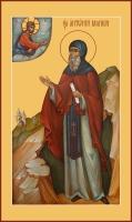 Антоний Великий преподобный, икона (арт.06896)