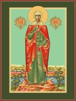 Валерия мученица, икона (арт.06914)