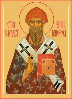 Спиридон Тримифунтский святитель, икона (арт.00704)