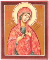 Умягчение злых сердец икона Божией Матери (арт.36485)