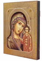 Казанская икона Божией Матери (арт.00213)