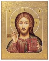 Господь Вседержитель икона (арт.00113)