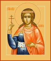 Василисса мученица, икона (арт.00956)