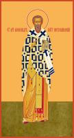 Священномученик Александр Иерусалимский , икона (арт.м0123)