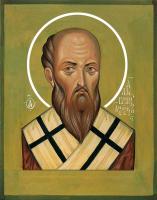 Священномученик Альвиан Анейский (Аникийский ), икона (арт.м0133)
