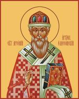 Святитель Арсений Элассонский, Суздальский, икона (арт.м0151)