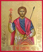 Валентин Доростольский мученик, икона (арт.м0185)