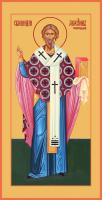 Святитель Геннадий, архиепископ Новгородский, икона (арт.м0642)